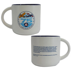 CAP- 75th Anniversary: Mug
