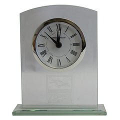 CAP- 75th Anniversary: Desk Stand w/clock