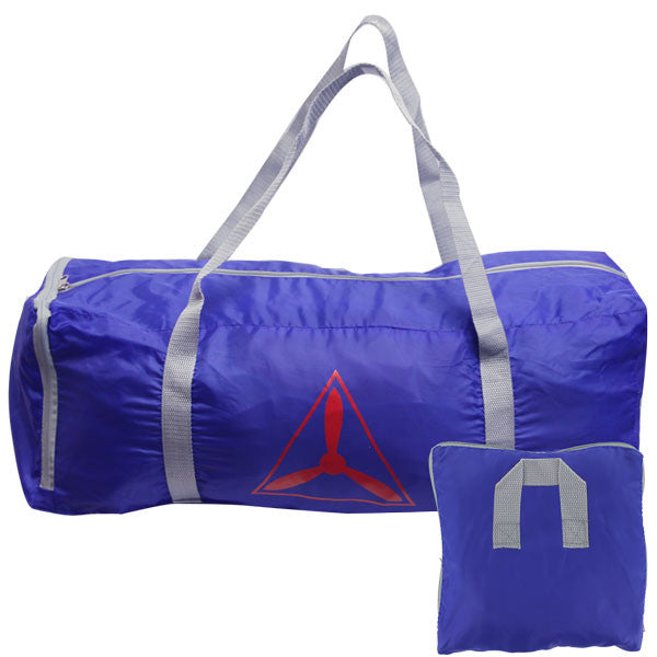 Civil Air Patrol Light Weight Folding Duffel Bag - Blue