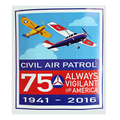 CAP- 75th Anniversary: Poster