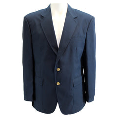 Navy League Coat, Alternate : Male