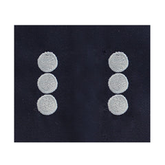 Civil Air Patrol Cadet Officer Cloth Insignia: Captain (New Insignia)