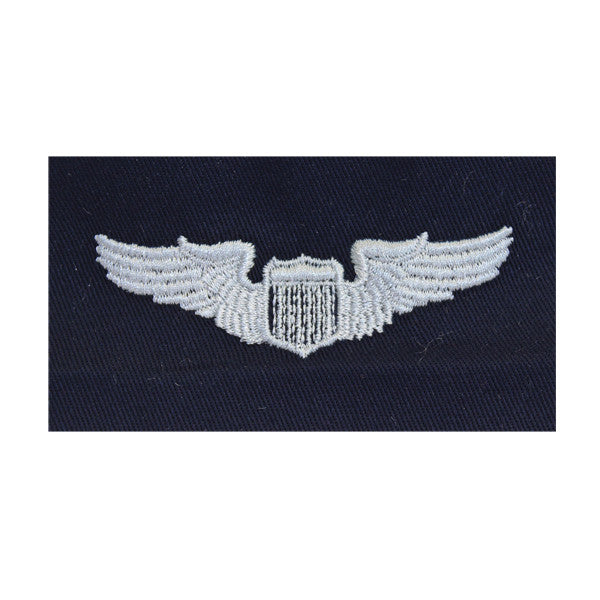 Civil Air Patrol:  Insignia - Air Force Pilot on Cloth (New Insignia)