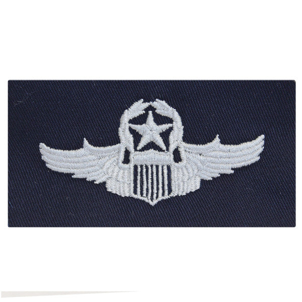 Civil Air Patrol:  Insignia - Air Force Command Pilot on Cloth (New Insignia)
