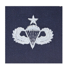 Civil Air Patrol:  Insignia - Air Force BDG Senior Parachutist (New Insignia)