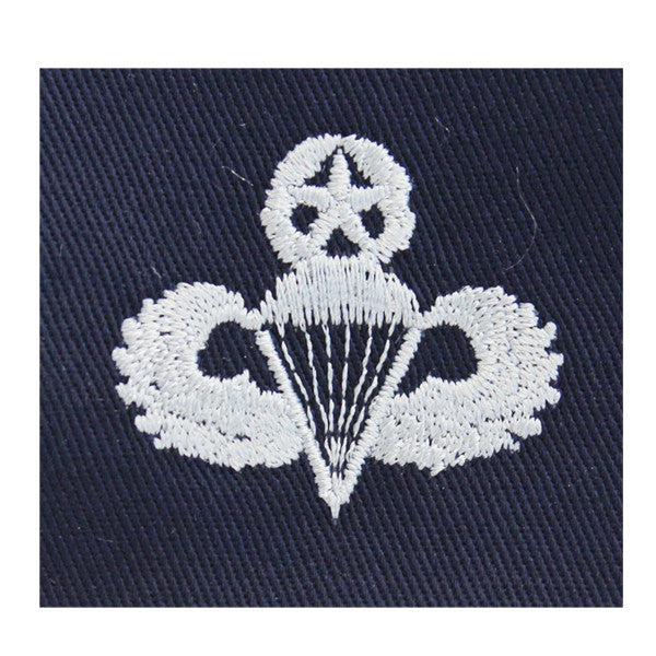 Insignia - Air Force BDG Master Parachutist (New Insignia)