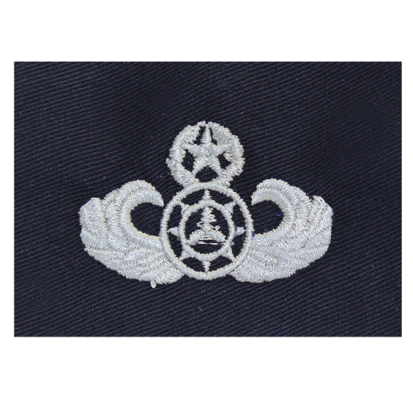 Civil Air Patrol Cloth Insignia: Master Incident Commander (New Insignia)