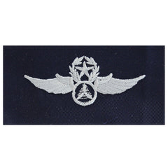 Civil Air Patrol Cloth Insignia: Command Pilot Wings (New Insignia)
