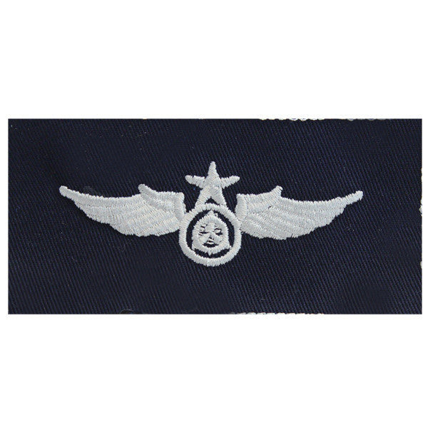 Civil Air Patrol Cloth Insignia: Observer Wings: Senior (New Insignia)
