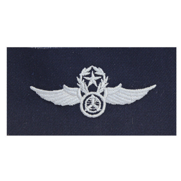 Civil Air Patrol Cloth Insignia: Observer Wings: Master (New Insignia)