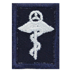 Civil Air Patrol Cloth Badge: Medical Officer (New Insignia)