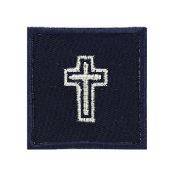 Civil Air Patrol Cloth Insignia: Christian Chaplain (New Insignia)