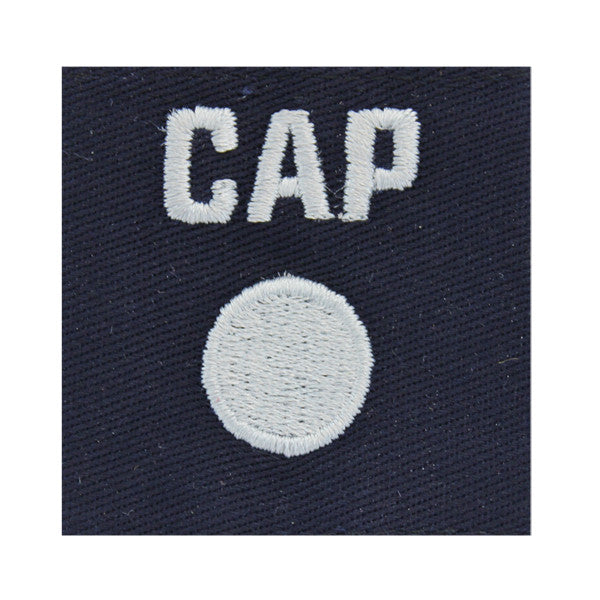 Civil Air Patrol Gortex Jacket Tab: Cadet Second Lieutenant (New Insignia)