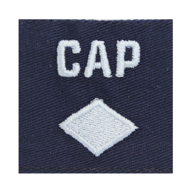 Civil Air Patrol Gortex Jacket Tab: Cadet Major (New Insignia)