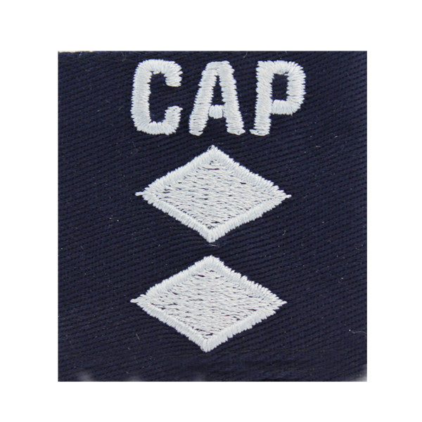 Civil Air Patrol Gortex Jacket Tab: Cadet Lieutenant Colonel (New Insignia)