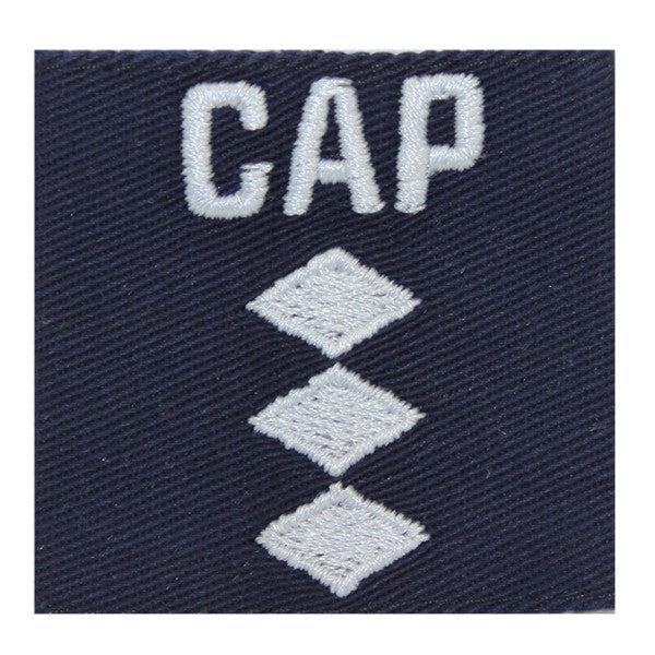 Civil Air Patrol Gortex Jacket Tab: Cadet Colonel (New Insignia)