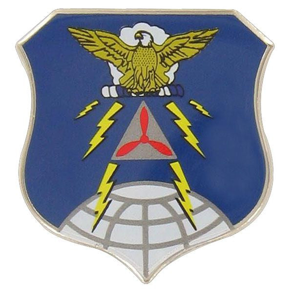 Civil Air Patrol Badge: Information Technology
