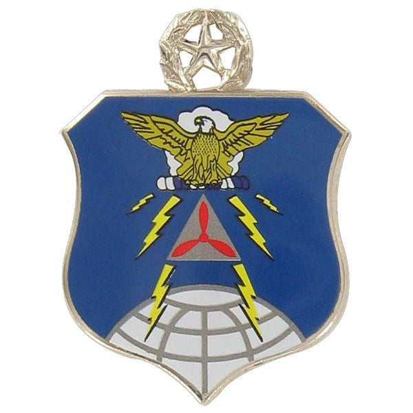Civil Air Patrol Badge: Information Technology: Master