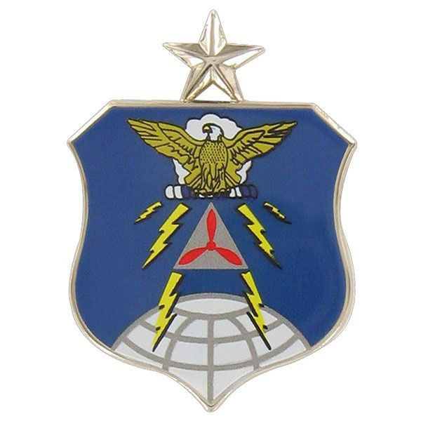 Civil Air Patrol Badge: Information Technology: Senior
