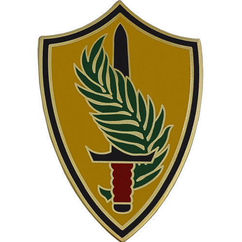 Army Combat Service Identification Badge (CSIB): Army Element United States Central Command