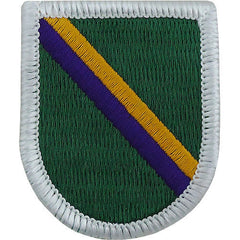 Army Flash Patch: Civil Affairs and Psychological Operations Command