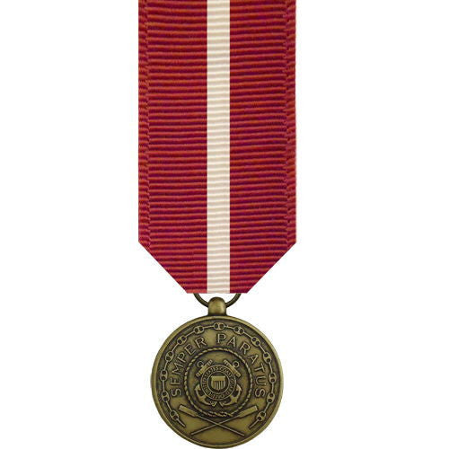 Coast Guard miniature Medal: Good Conduct