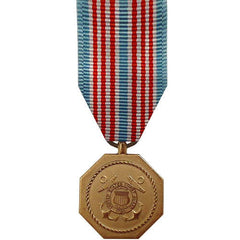 Coast Guard miniature Medal: Medal for Heroism