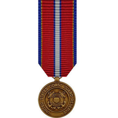 Coast Guard miniature Medal: Reserve Good Conduct