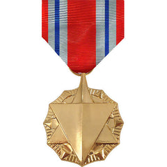 Full Size Medal: Combat Readiness - 24k Gold Plated
