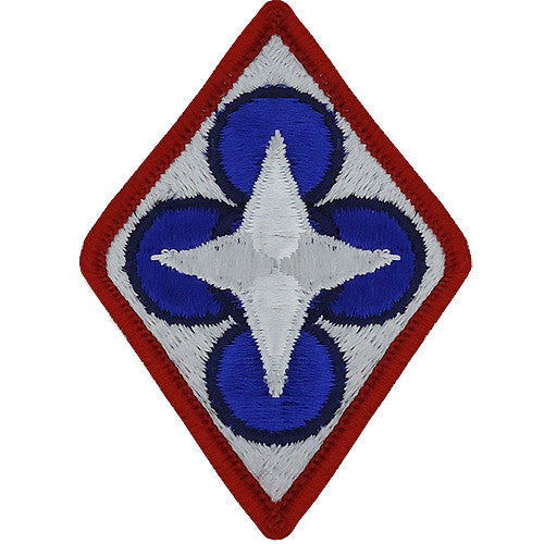 Army Patch: Combined Arms Support Command and Fort Lee - color