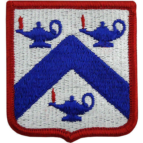 Army Patch: Command and General Staff College - color