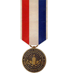 Coast Guard miniature Medal: 9-11