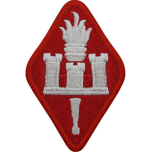 Army Patch: Engineer Training School - color