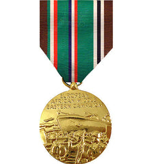 Full Size Medal: European African Middle East Campaign - 24k Gold Plated