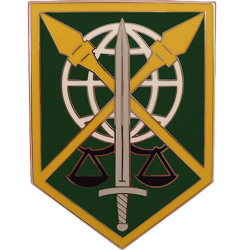 Army Combat Service Identification Badge (CSIB): 200th Military Police Command