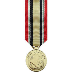 Miniature Medal: Iraq Campaign - anodized