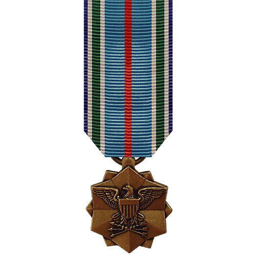 Miniature Medal: Joint Service Achievement