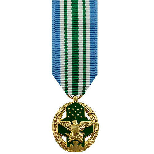 Miniature Medal: Joint Service Commendation - anodized