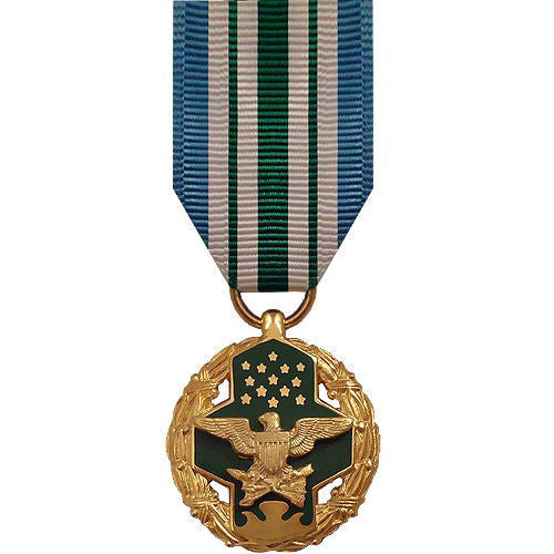 Miniature Medal: Joint Service Commendation