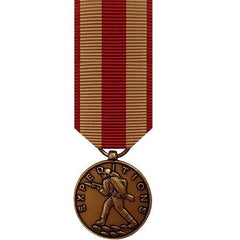 Marine Corps miniature Medal: Expeditionary