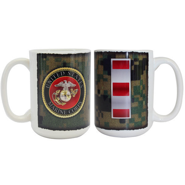 Marine Corps Mug -  Warrant Officer 4