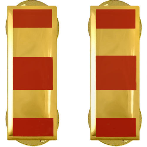 Marine Corps Coat Rank: Warrant Officer 2