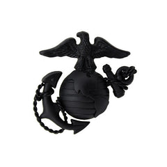 Marine Corps Cap Device: Officer - miniature