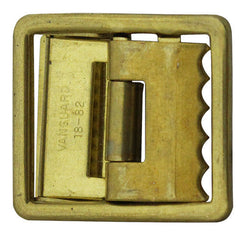 Marine Corps Belt Buckle: Brass Open Face