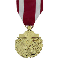 Full Size Medal: Meritorious Service - anodized