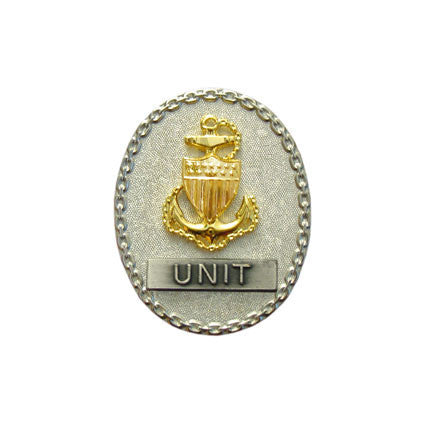 Coast Guard Badge: Enlisted Advisor E7 Unit: Senior - miniature