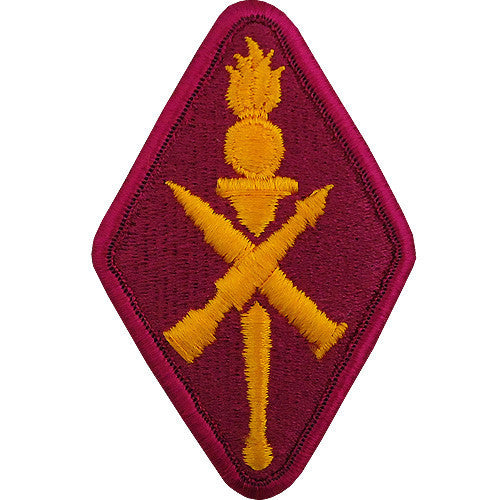 Army Patch: Missile and Munition Center and School - color