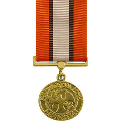 Full Size Medal: Multinational Force and Observer - anodized