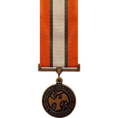 Miniature Medal: Multinational Force and Observer