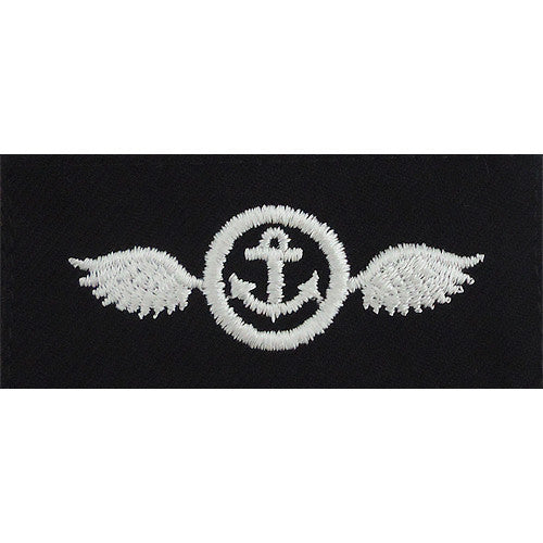 Navy  Dress Badge: Apprentice - blue serge